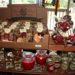 gift-shop potpourri and candles