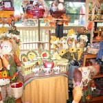 gift shop fall decorations 2010