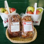 Apple and Cinnamon Pecan Bread