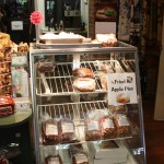 Gift shop bakery case display 8.2011