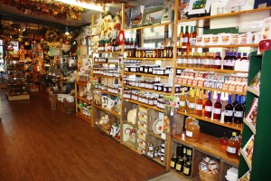 Gift shop canned goods 8.2011