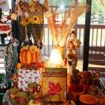 Gift shop fall display 8.2011