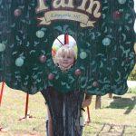 Girl in CF tree 2 8.2011