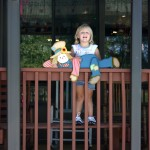 Little Girl on Porch 8.2011
