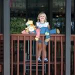 Little Girl on Porch 8.2011