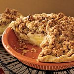 Sour Apple Cream Pie