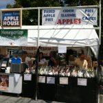 AF 2012 Front Stand Apples
